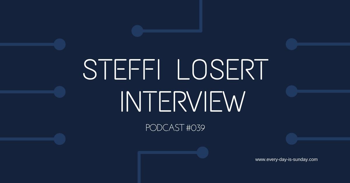 Steffi Losert Interview